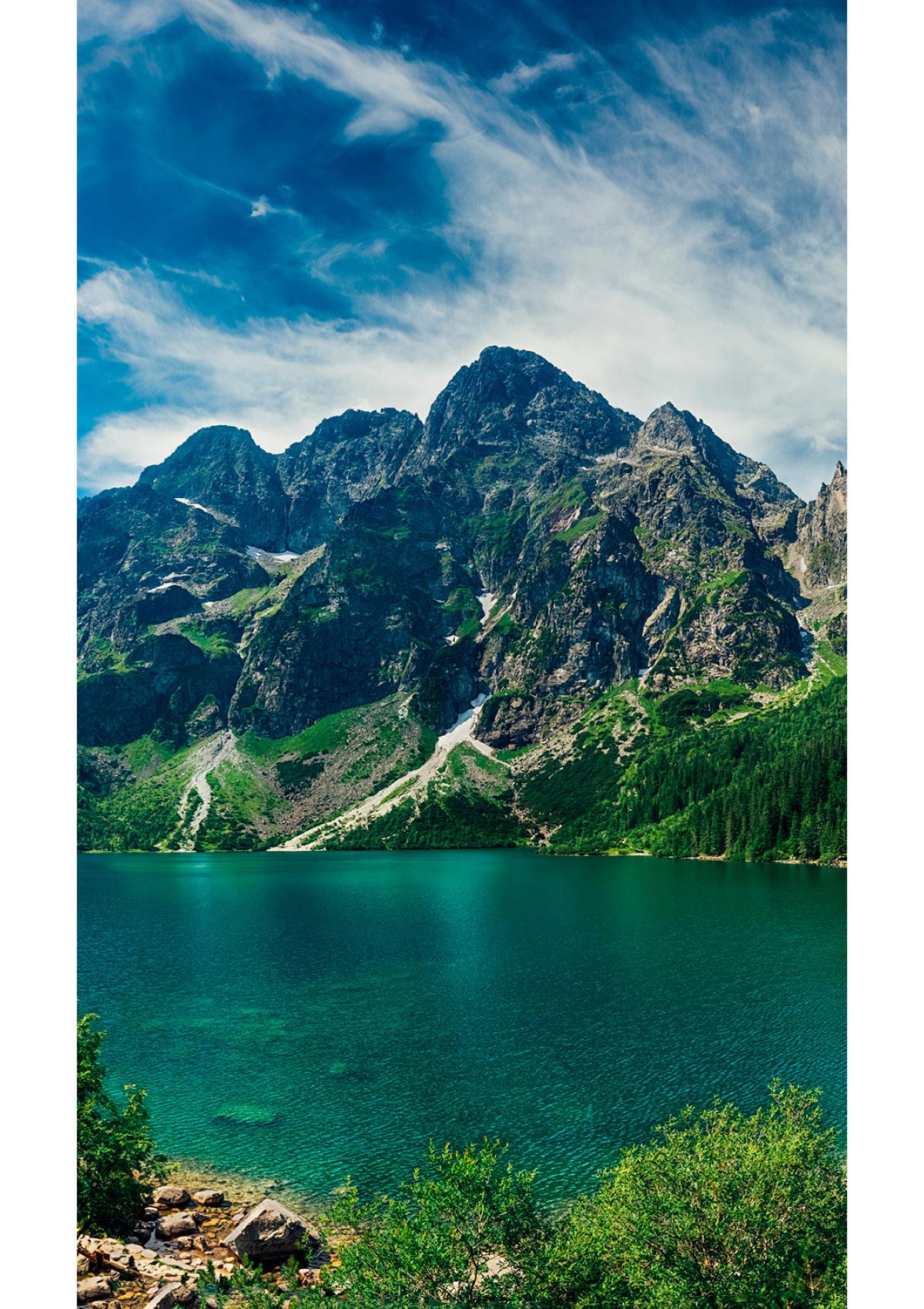 Dekor Bergsee (Flat E)