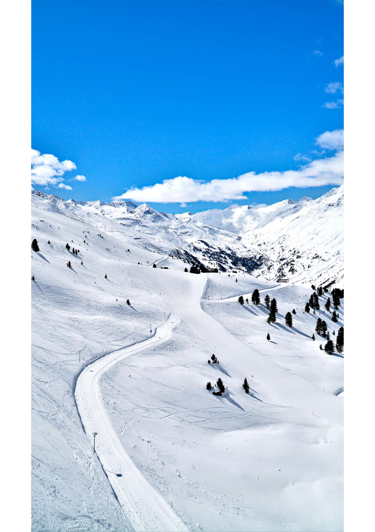 Dekor Snowtime (Flat E)