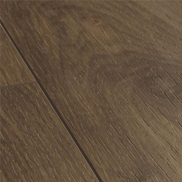 Klick Vinyl Design Boden Eiche cottage dunkelbraun| Holzdekor