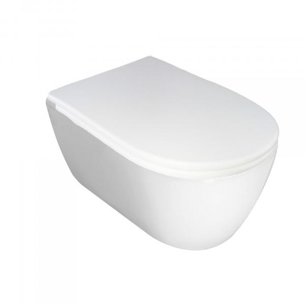 Fusion Kompakt Wand WC | spülrandlos