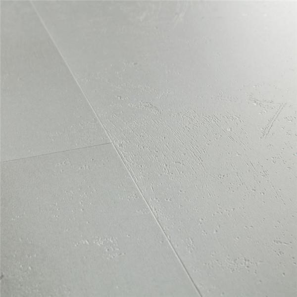 Klebe-Vinyl Boden Designboden Minimal Hellgrau | Steindekor