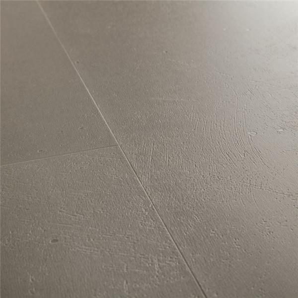 Klebe-Vinyl Boden Designboden Minimal Taupe | Steindekor