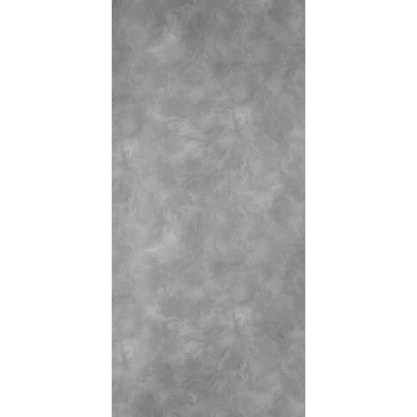 DK Rückwand Flat S Marmor grau matt 2800x1300x3mm, Dekor: beidseitig