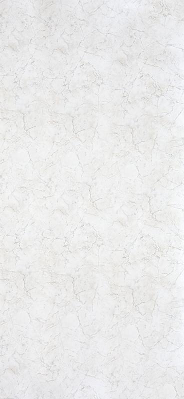 Dekor Marmor weiss-blau (Flat S)