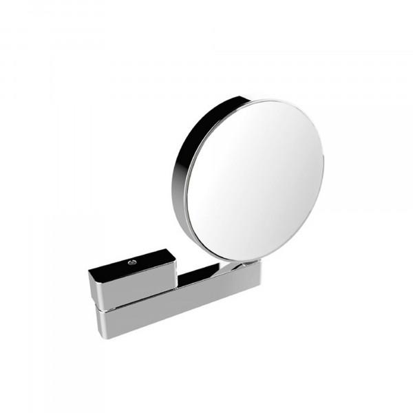 Rasier- und Kosmetikspiegel   beidseitig verspiegelt   Gelenkarm