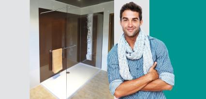 Kundenstimme des Duschking Kundens Jörg Sandner
