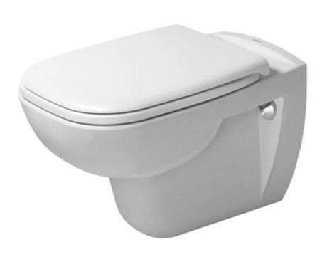 Duravit Wand-Tiefspül WC D-Code