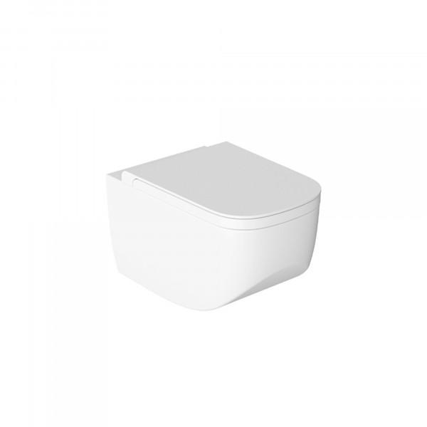 WC-Sitz | weiss | mit Absenkautomatik