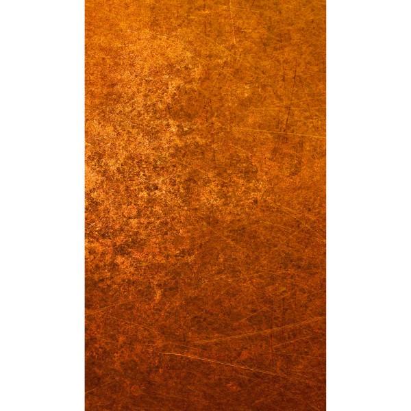 DK Rückwand Flat M in glanz oder matt   Kupfer   Antibakterielle Oberfläche