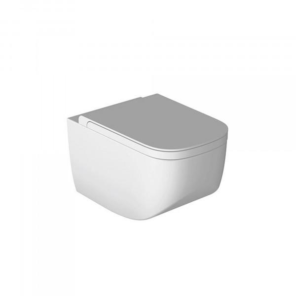 Next Wand WC | weiss matt | spülrandlos