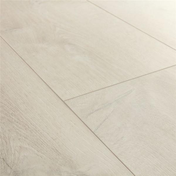 Klick Vinyl Design Boden Seiden Eiche hell  Holzdekor
