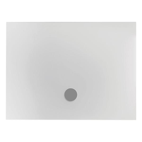 DK Stone PLAN-E Duschwanne 1400x900x30mm ohne Ablauf, weiss