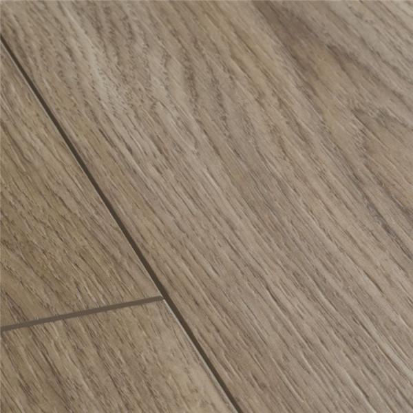 Klick Vinyl Design Boden Eiche cottage braun grau | Holzdekor