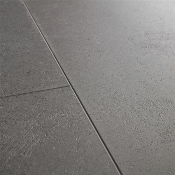 Klebe-Vinyl Boden Designboden Vibrant Mittelgrau | Steindekor