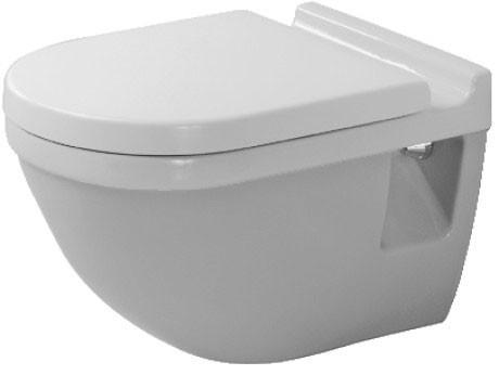 Starck 3 Wand-WC Set