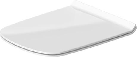 DuraStyle WC-Sitz | Absenkautomatik | weiss