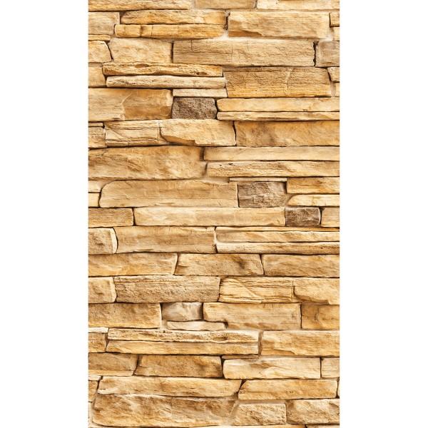DK Rückwand Flat M in glanz oder matt | Naturstein Wand | Antibakterielle Oberfläche
