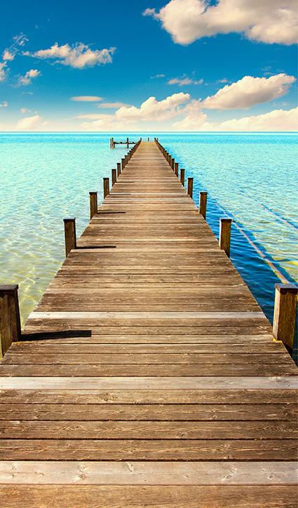 Dekor Lagune (Flat E)