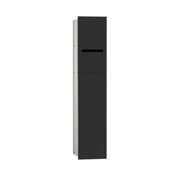 Asis 2.0 Unterputz WC-Modul| Schwarz | Tür Rechts