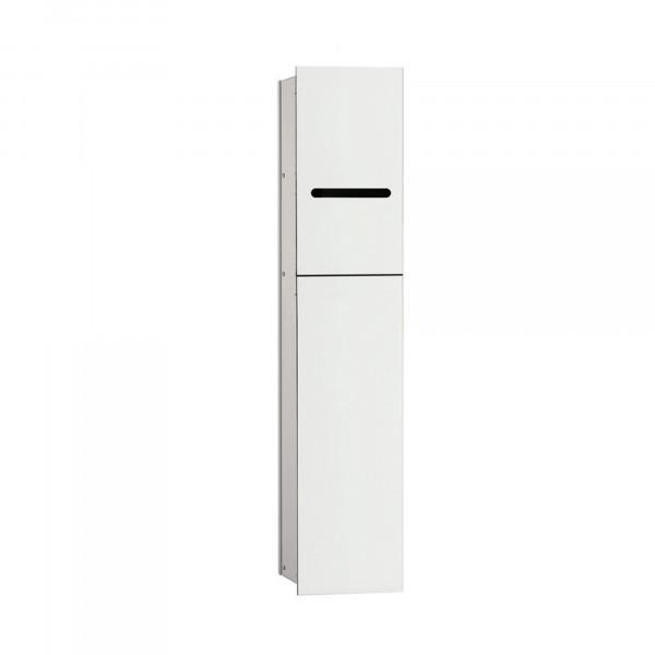 Asis 2.0 Unterputz WC-Modul | Optiwhite | Tür Links