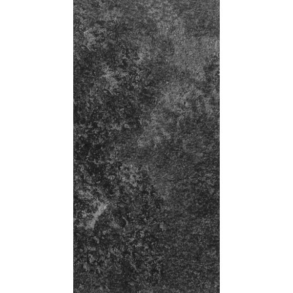 DK Rückwand Proline marmoriert schwarz | 2500x1250x8mm, Dekor: einseitig