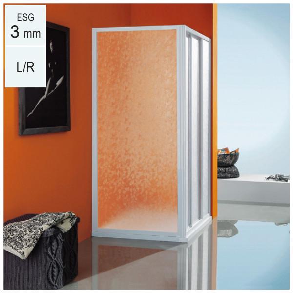 Ciao Duschabtrennung   Festwand für Kombinationen zur Gestaltung von Duschkabinen mit 2 oder 3 Seite