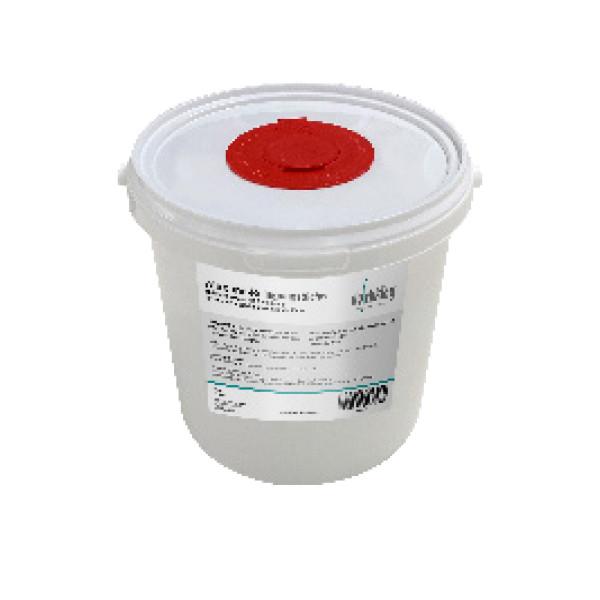 DK Feuchte Zellstoff-Reinigungstücher   300 x 260 mm, 70 Stück