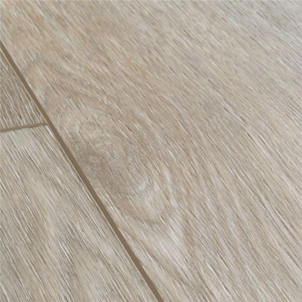 Klick Vinyl Design Boden Eiche dunkelbraun seidenmatt| Holzdekor