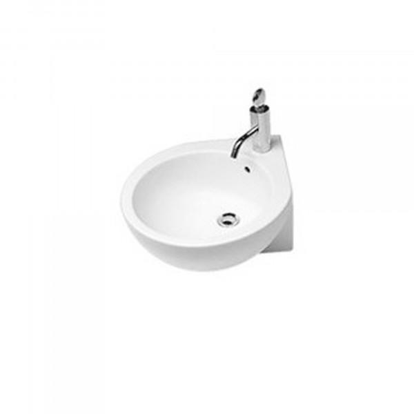 You & Me 1-Loch Waschtisch | Ausführung links