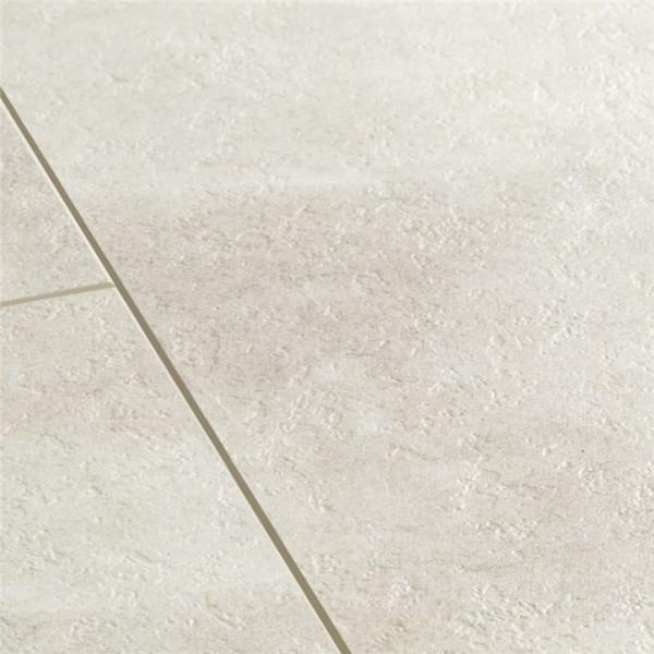Klebe-Vinyl Boden Designboden Beton hell   Steindekor
