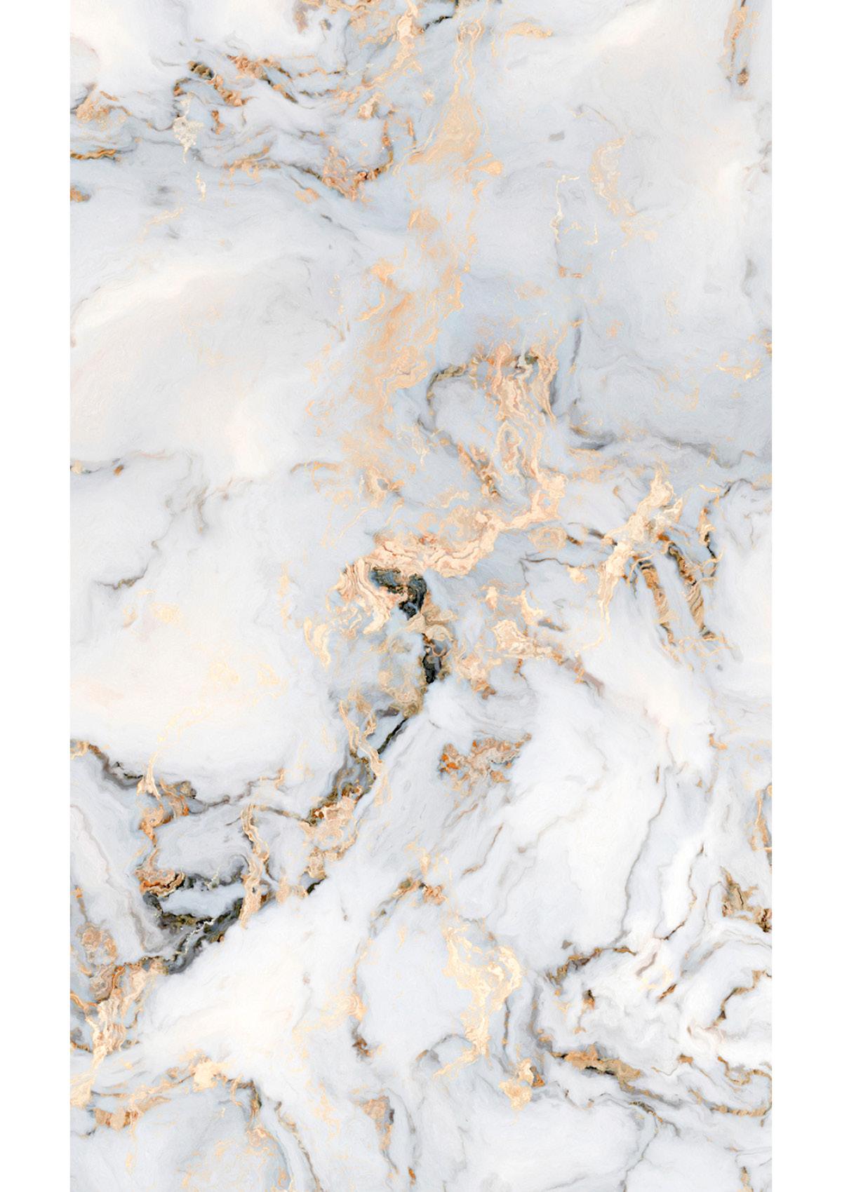 Dekor Marmor Gold (Flat E)
