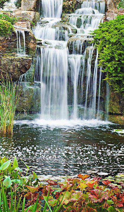 Dekor Wasserfall (Flat E)