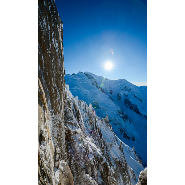 DK Rückwand Flat E Gebirge | Dekor: einseitig