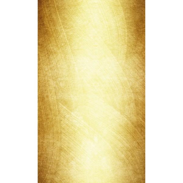 DK Rückwand Flat M in glanz oder matt   Abstrakt Gold   Antibakterielle Oberfläche