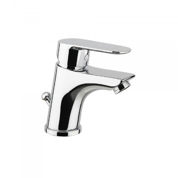 Einhebelmischer | Waschbeckenarmatur chrom | Serie 255