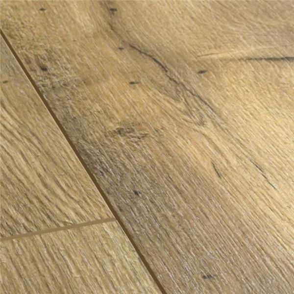 Klick Vinyl Design Boden Kastanie Vintage natur| Holzdekor