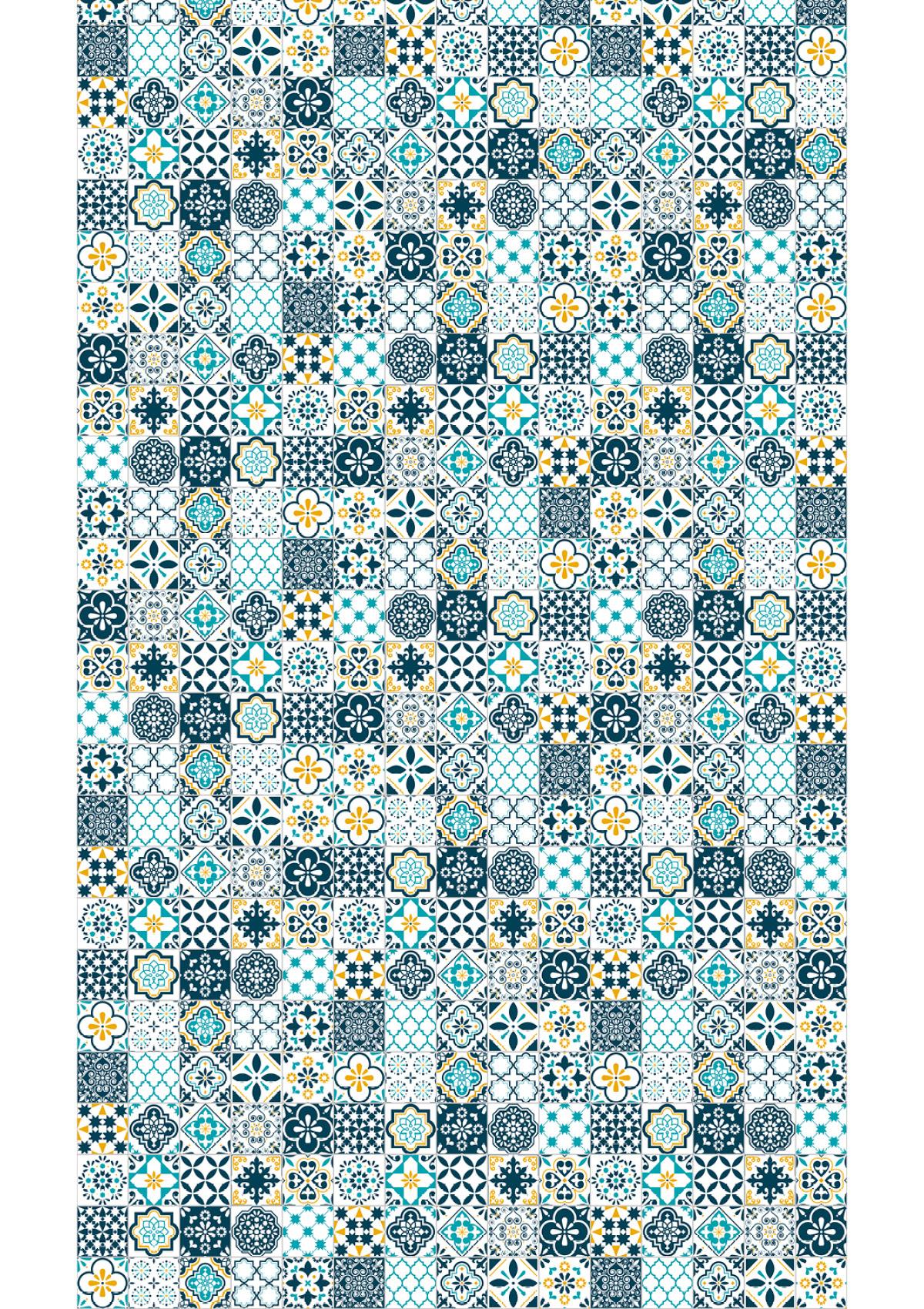 Dekor Mosaik 1 (Flat E)