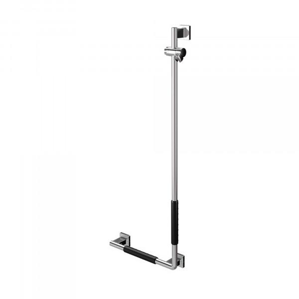 System 2 Duschhaltegriff | rutschhemmend | Ausführung links