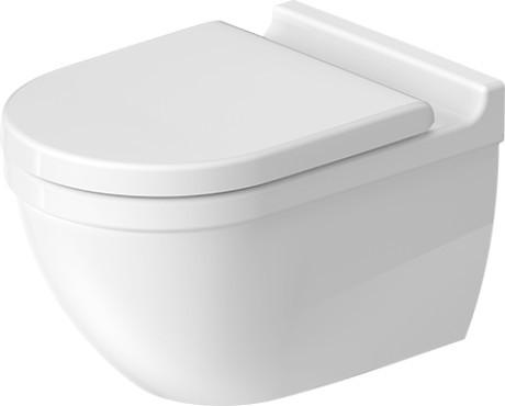 Duravit Starck 3 Wand-WC Set | Durafix Set