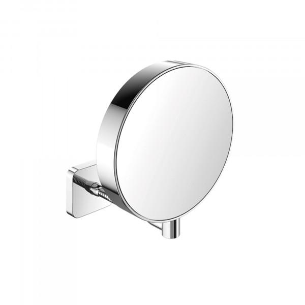 Rasier- und Kosmetikspiegel | beidseitig verspiegelt | Flexarm