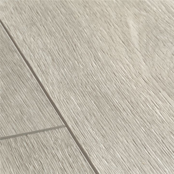 Klick Vinyl Design Boden Eiche hell seidenmatt| Holzdekor