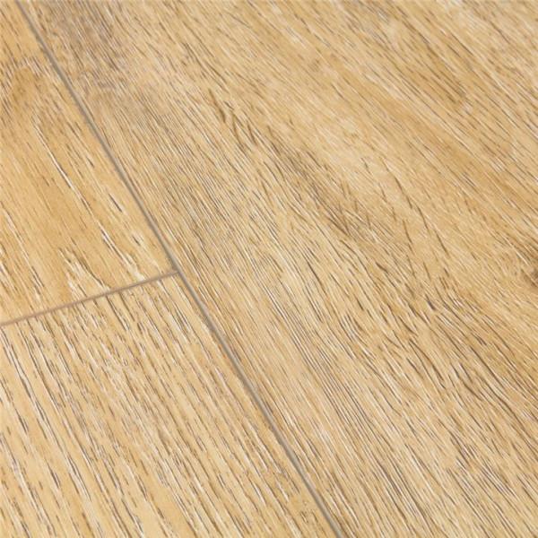 Klick Vinyl Design Boden Eiche warm natur seidenmatt| Holzdekor