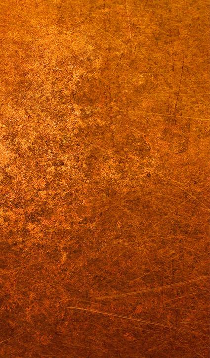Dekor Kupfer (Flat E)