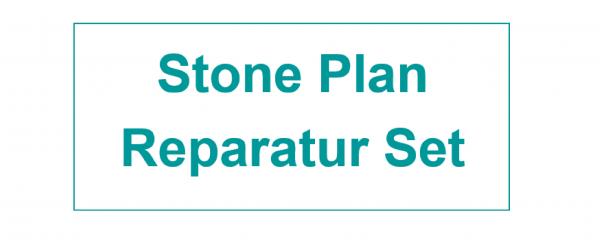DK Stone Plan Reparaturset, weiss