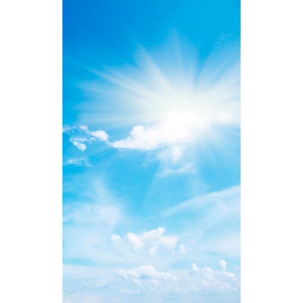 DK Rückwand Flat E Sky| Dekor: einseitig