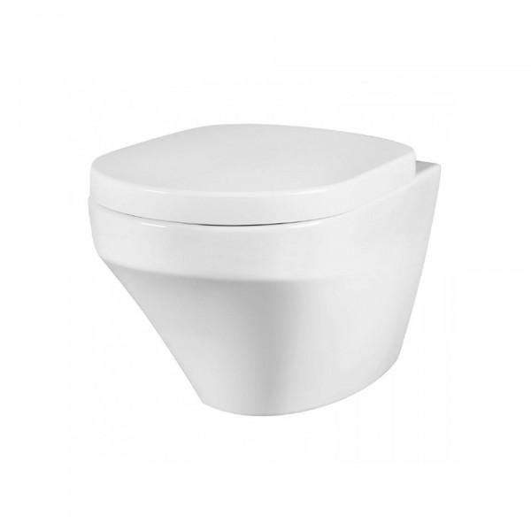 Inspire Wand WC | Spülrandlos | weiß