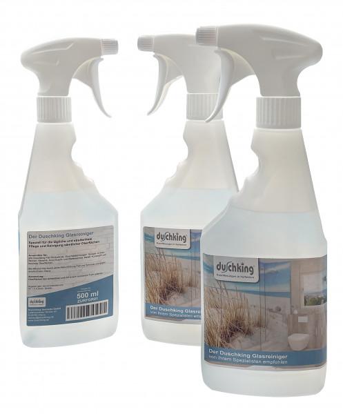Duschking Glasreiniger - für glatte Oberflächen | 500 ml