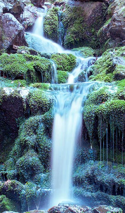 Dekor Magischer Wasserfall (Flat E)